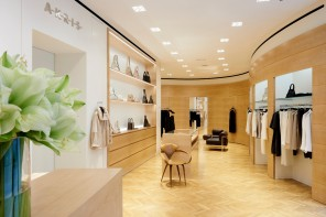 DC FASHION: AKRIS OPENS A NEW BOUTIQUE IN VIENNA & DESIGNS THE BALLET COSTUMES