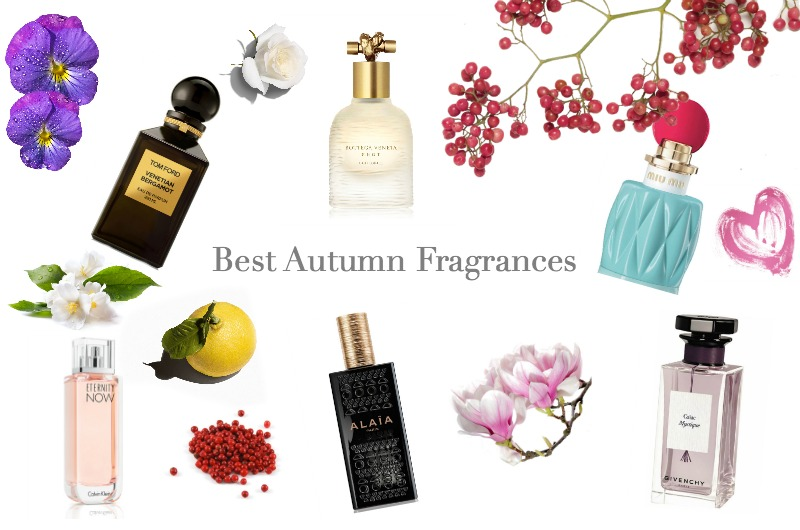 BEST AUTUMN FRAGRANCES