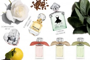DC BEAUTY: SPRING FAVORITE SCENTS