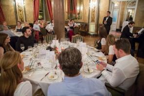 DC STYLEGUIDETV: Goldener Hirsch at Hotel Imperial Vienna