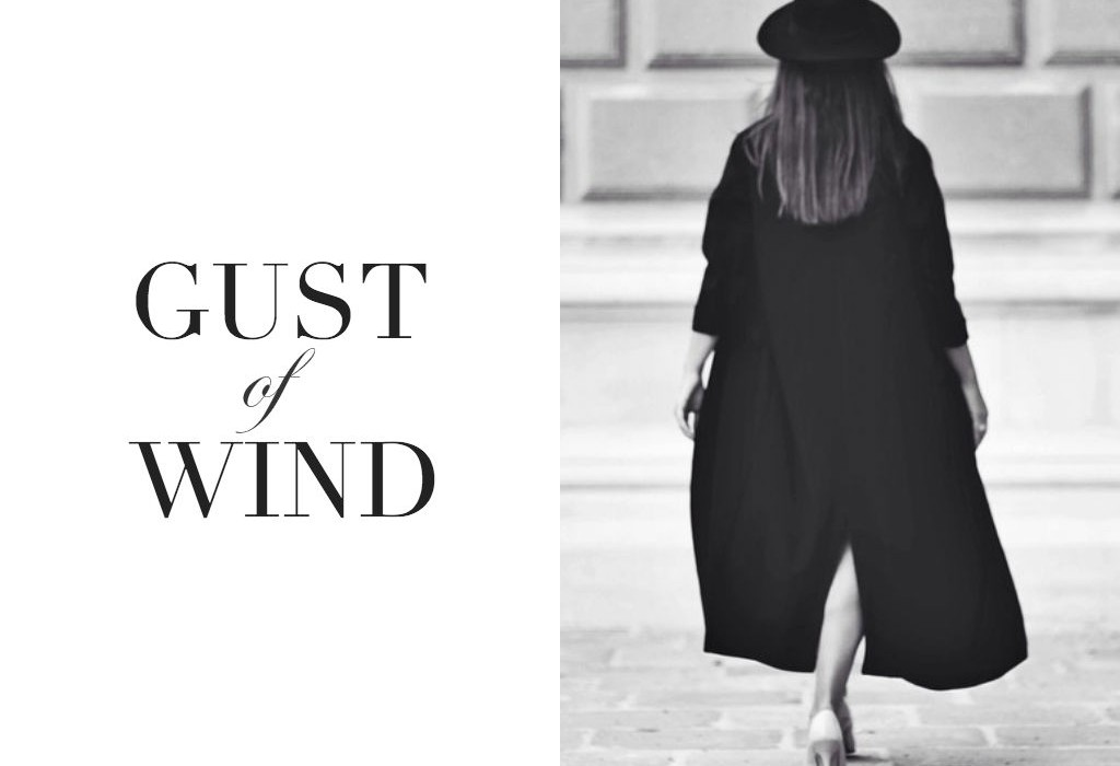 Gust-of-wind-peach-black-colored-outfit-disi-couture-head