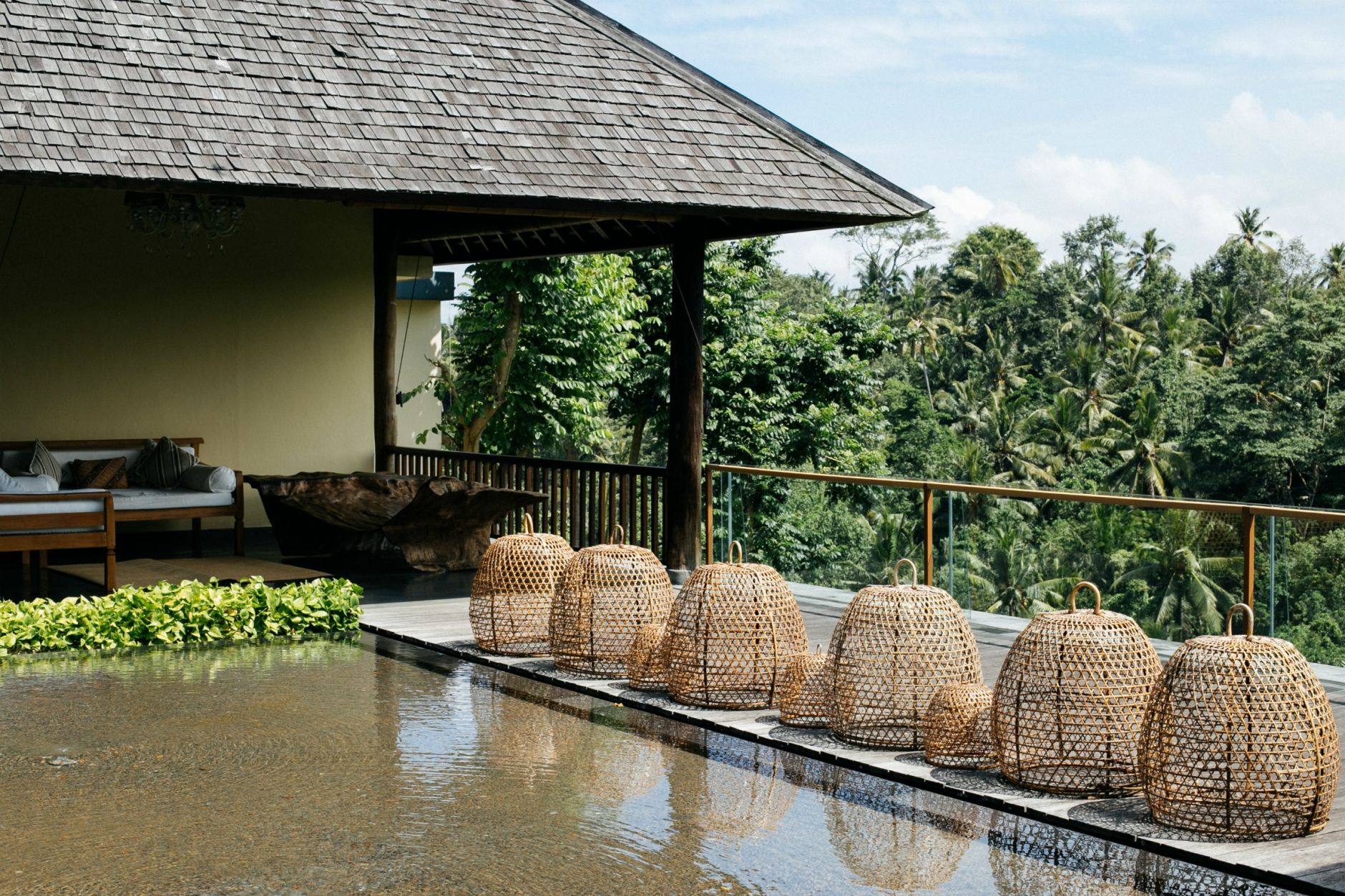 Unforgettable days in the heart of bali disi couturedisi for Design boutique hotel ubud