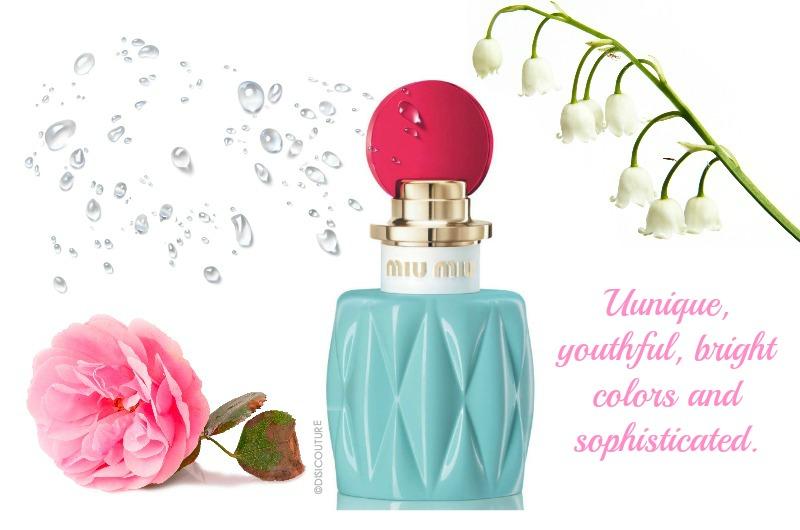 MiuMiu Eau de Parfum Fall 2015 Disi Couture