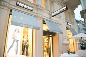 DC FASHION NEWS: NAPAPIJRI OPENS A NEW STORE IN VIENNA