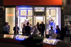 DC FASHION NEWS: RUNWAY VIENNA STORE OPENING