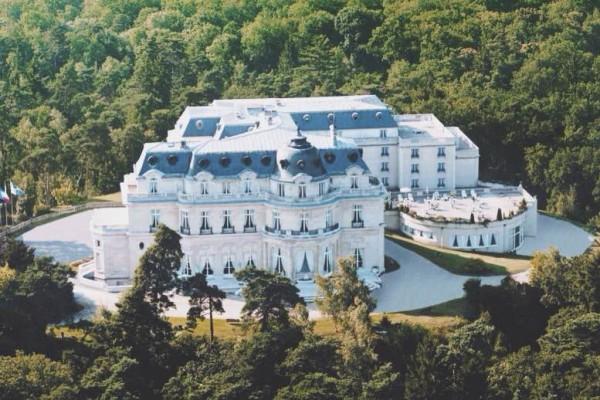Ch Ef Bf Bdteau Hotel Mont Royal Chantilly