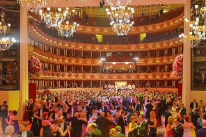 DC EVENT: THE CITY OF DREAMS – VIENNA OPERA BALL 2014