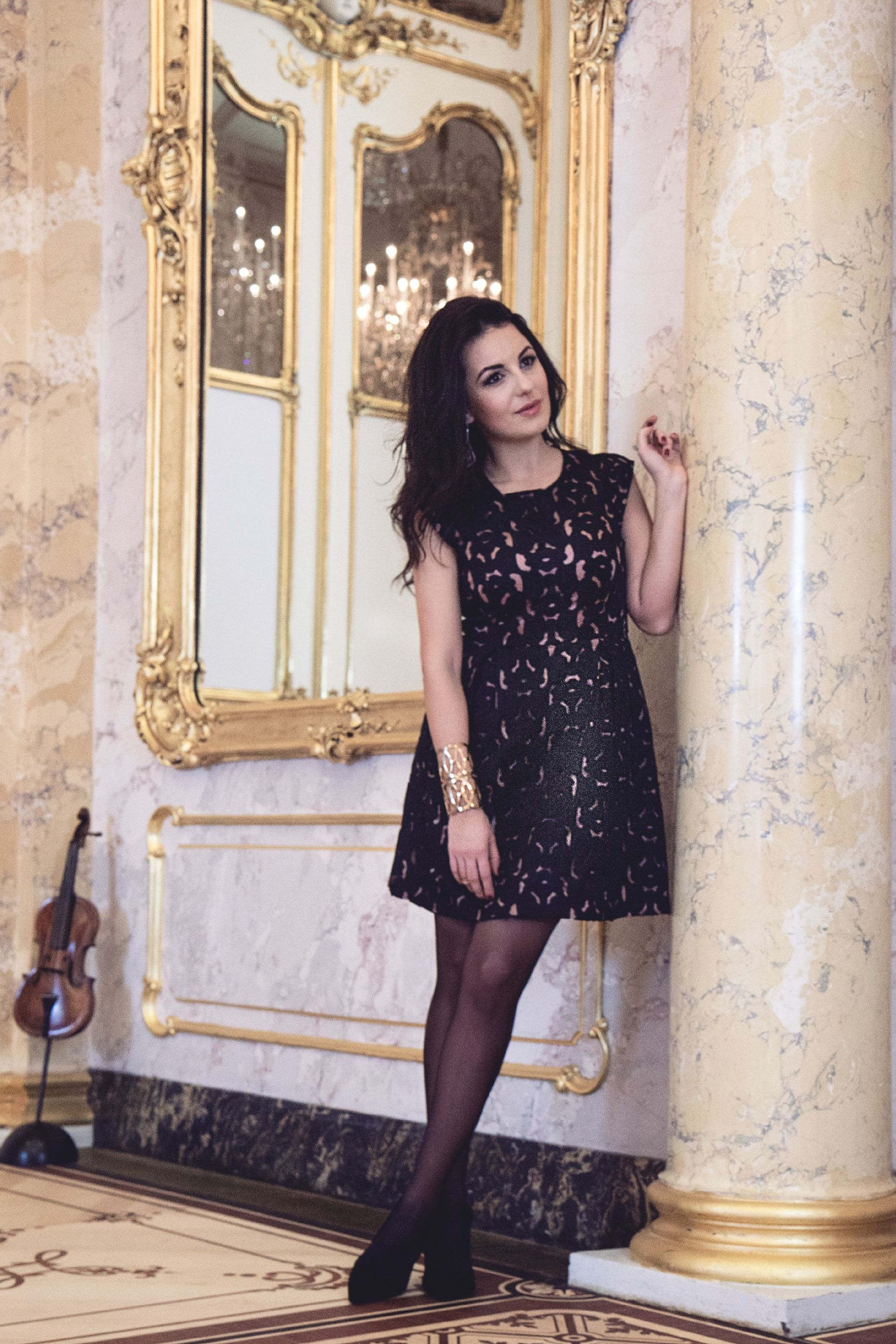 TAKE ME TO THE DANCE - DISI COUTUREDISI COUTURE