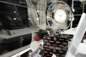 DC LUXURY: BASELWORLD 2015 WITH THE SWATCH GROUP AUSTRIA