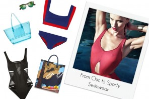 DC FASHION: FROM CHIC TO SPORTY SWIMWEAR