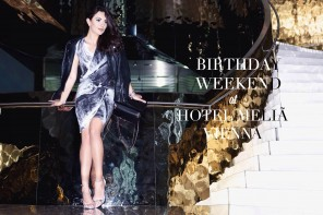 DC LIFESTYLE: BIRTHDAY AT HOTEL MELIÃ VIENNA PART 2