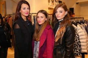 DC EVENT: WEEKEND Max Mara Store Opening