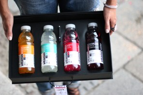 DC LIFESTYLE: Glacéau vitaminwater® – The Original from New York