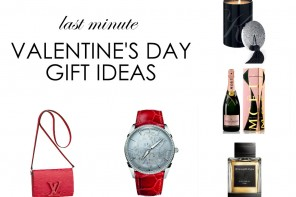 DC SHOPPING: VALENTINE'S DAY GIFT IDEAS FOR HIM AND HER