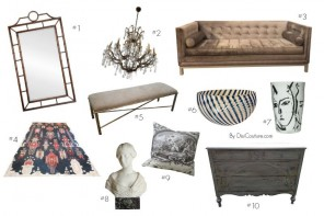 DC HOME: MIX N CHIC STYLE CHALLENGE WITH CHAIRISH