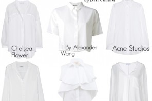 DC FASHION: THE WHITE SHIRT