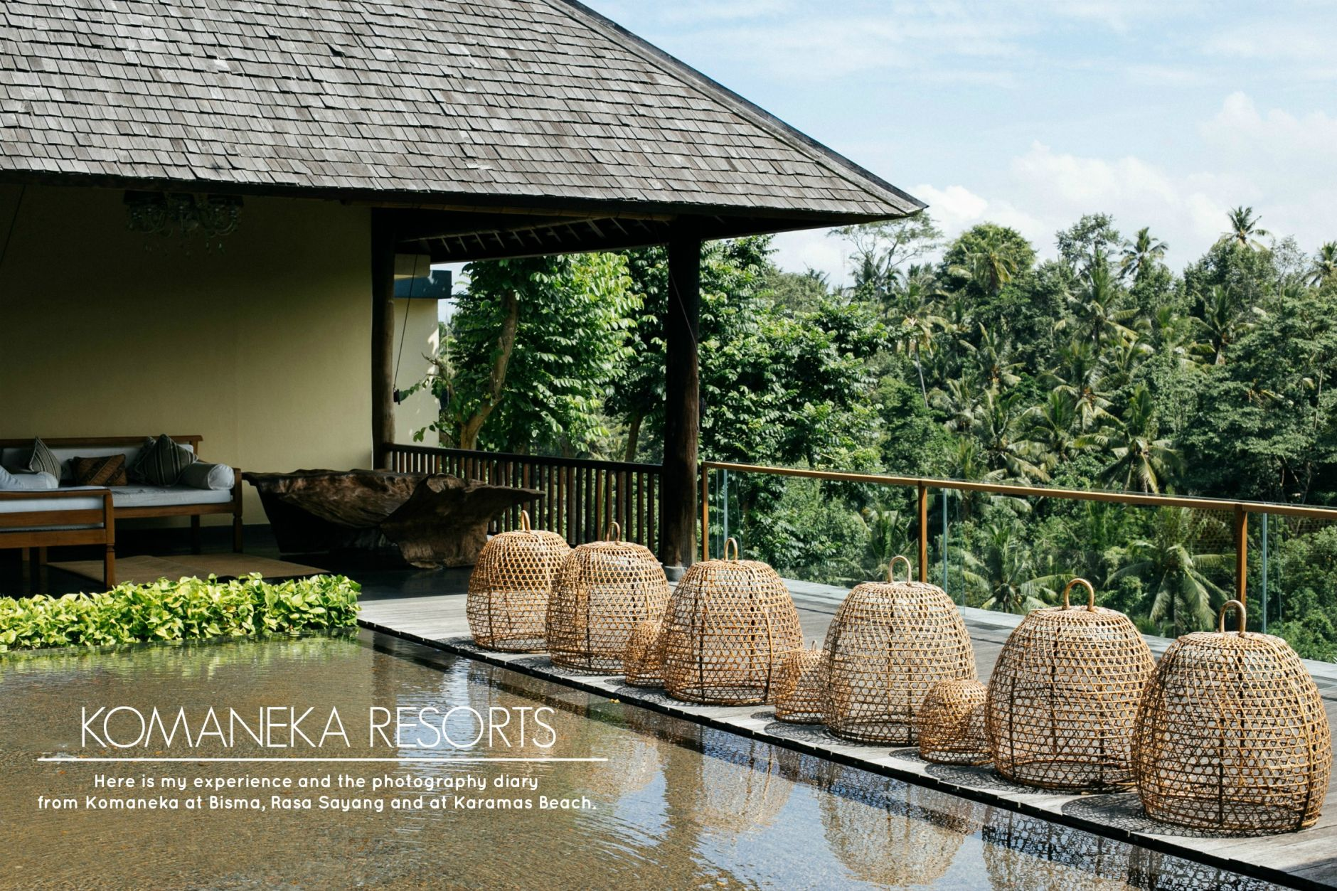 Unforgettable days in the heart of bali disi couturedisi for Ubud boutique accommodation