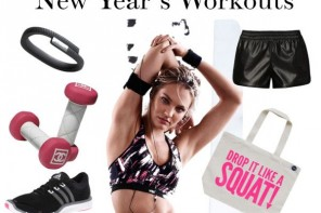 DC ACTIVE: NEW YEAR'S WORKOUT OUTFITS